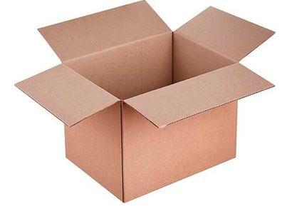 Картонные коробки с клапаном - стандартное решение на любой кошелек